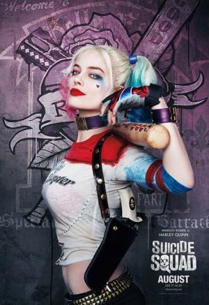 Suicide Squad Harley Quinn Poster Kanvas Tablo 2