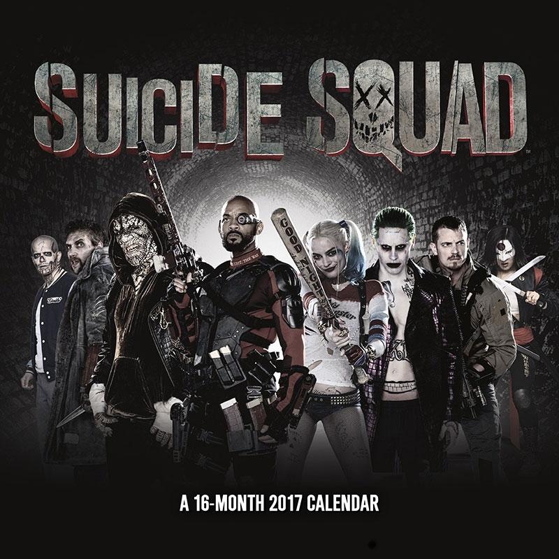 Suicide Squad Karakterleri Kanvas Tablo