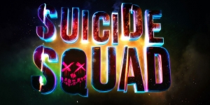 Suicide Squad Logo Pop Art Kanvas Tablo