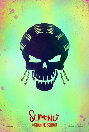 Suicide Squad Pop Art Poster Tablo Slipknot