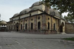 Sultan Süleyman Cami Çankırı-1 Dini İnanç Kanvas Tablo