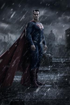 Süperman 2 Süper Kahramanlar Kanvas Tablo