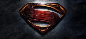 Süperman Logo Süper Kahramanlar Kanvas Tablo