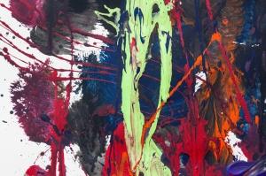 Surrealist Çalışma Sanat Kanvas Tablo