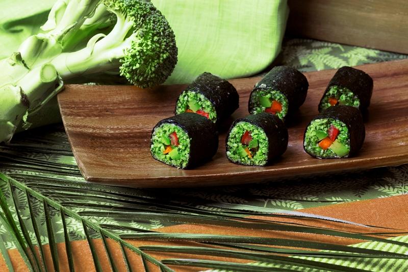 Sushi Lezzetler Kanvas Tablo