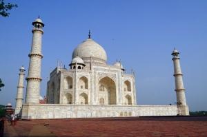 Taj Mahal 2 Unesco Dünya Kültür Mirasları Kanvas Tablo
