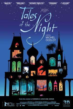Tales of the Night Afiş Kanvas Tablo