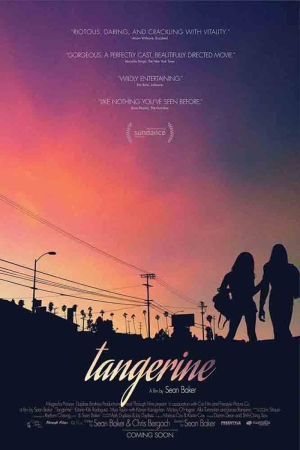 Tangerine 2016 Film Afişi Sinema Kanvas Tablo