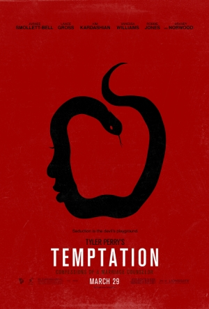 Temptation Film Afiş Kanvas Tablo