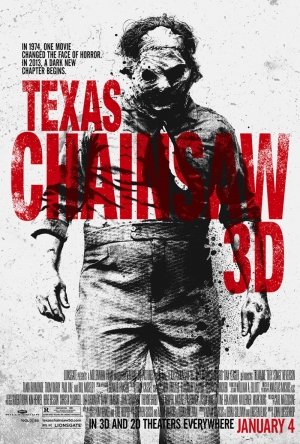 Texas Chainsaw Kanvas Tablo