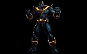 Tharon Süper Kahramanlar Kanvas Tablo