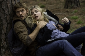 The 5th Wave 3 Alex Roe Chloe Moretz En İyi Filmler Sinema Kanvas Tablo