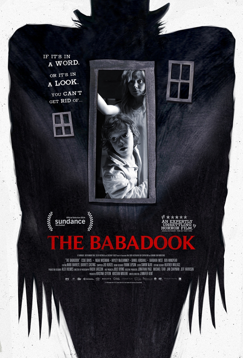 The Babadook Film Afişi Kanvas Tablo