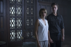 The Divergent Series Allegiant 2 Shailene Woodley Ansel En İyi Filmler Sinema Kanvas Tablo