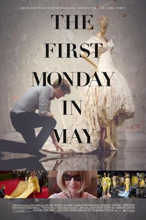 The First Monday In May Film Afişi Sinema Kanvas Tablo