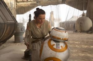 The Force Awakens Star Wars Kanvas Tablo