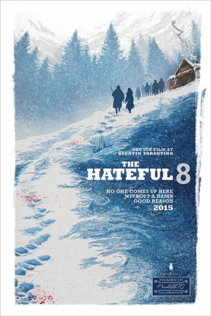 The Hateful Eight Film Afişi Sinema Kanvas Tablo