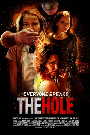 The Hole Film Afişi Sinema Kanvas Tablo