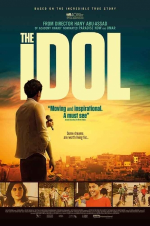The Idol-2016 Film Afişi Sinema Kanvas Tablo