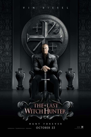 The Last Witch Hunter Sinema Kanvas Tablo