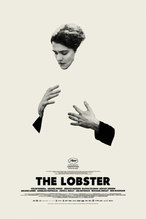 The Lobster Film Afişi Sinema Kanvas Tablo