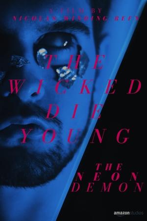 The Neon Demon Film Afişi Sinema Kanvas Tablo