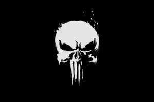 The Punisher Poster Kanvas Tablo