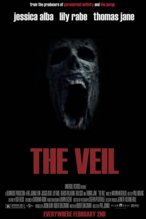 The Veil Movie Sinema Kanvas Tablo