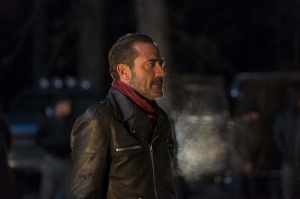 The Walking Dead Negan-5 Kanvas Tablo