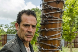 The Walking Dead Negan-6 Kanvas Tablo