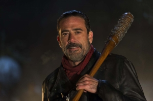 The Walking Dead Negan Kanvas Tablo