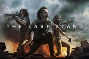 The Walking Dead Poster-2 Kanvas Tablo