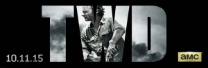 The Walking Dead Poster Kanvas Tablo