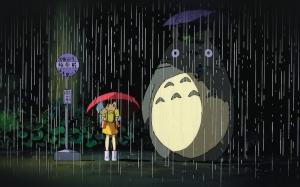Totoro 4 Popüler Kültür Kanvas Tablo