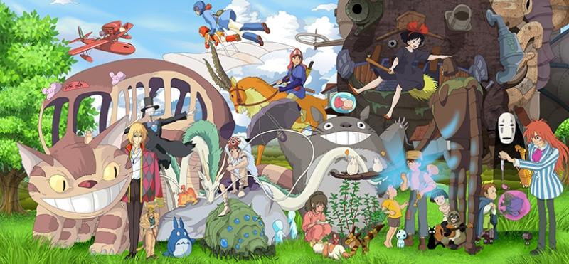 Totoro Bebek & Çocuk Dünyası Kanvas Tablo