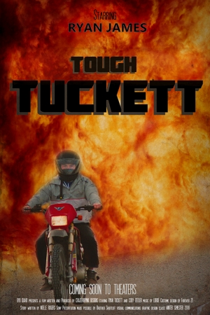 Touch Tuckett Film Afişi Sinema Kanvas Tablo