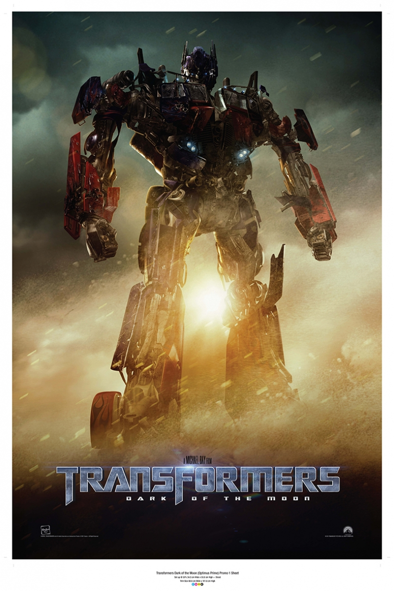 Transformers Optimus Prime Kanvas Tablo 2