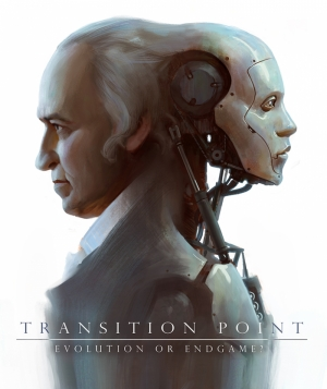 Transition Point Kanvas Tablo