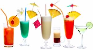 Tropik Meyve Kokteyili 7 Lezzetler Kanvas Tablo