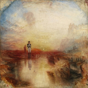 Turner War Dekoratif Kanvas Tablo