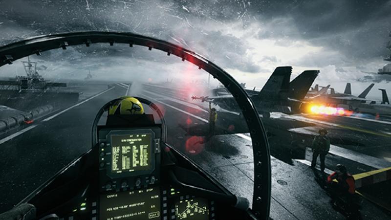 Uçak Küçük Jet Savaş Pilot Oyunu Kanvas Tablo