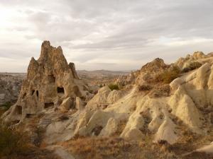 Ürgüp Göreme Unesco Dünya Kültür Mirasları Kanvas Tablo