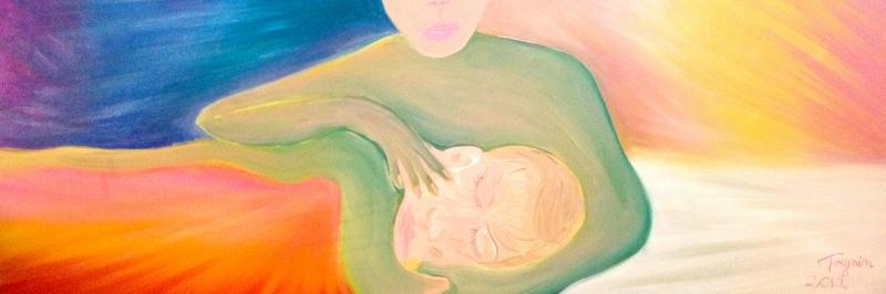 Uyku Soyut Abstract Sanat Kanvas Tablo
