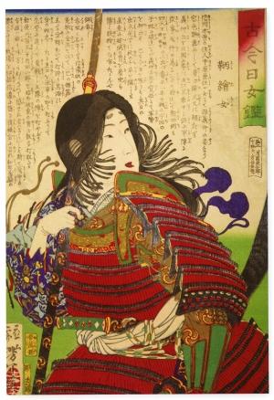 Uzakdoğulu Güzel Yağlı Boya Sanat Kanvas Tablo