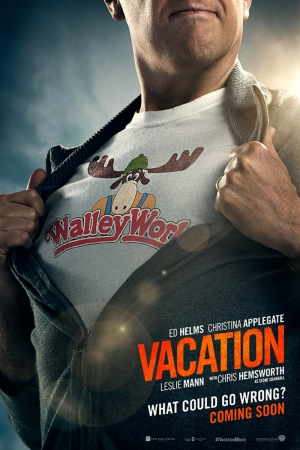 Vacation Film Afişi Sinema Kanvas Tablo