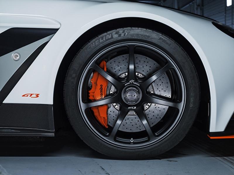 Vantage GT3 Aston Martin Tekeri Kanvas Tablo