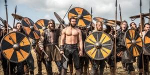 Vikings Filmi Clive Standen Sinema Kanvas Tablo