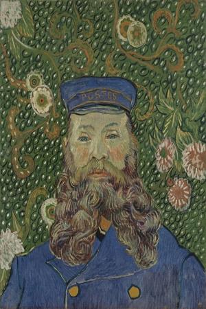 Vincent Van Gogh Joseph Roulinin Potresi Yagli Boya Klasik Sanat Kanvas Tablo