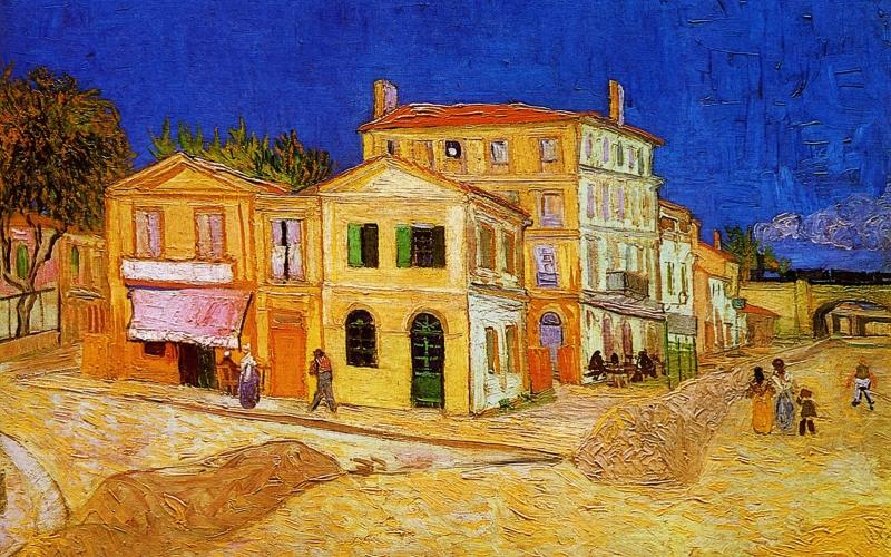 Vincent Van Gogh Yağlı Boya Klasik Sanat Kanvas Tablo