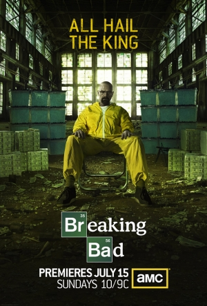 Walter White Breaking Bad Popüler Kültür Kanvas Tablo